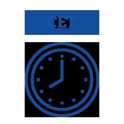 Time CET