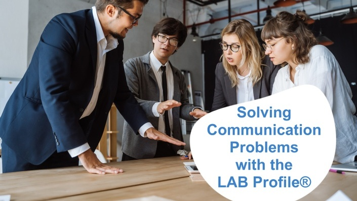 Solving Communication Problems with the LAB Profile