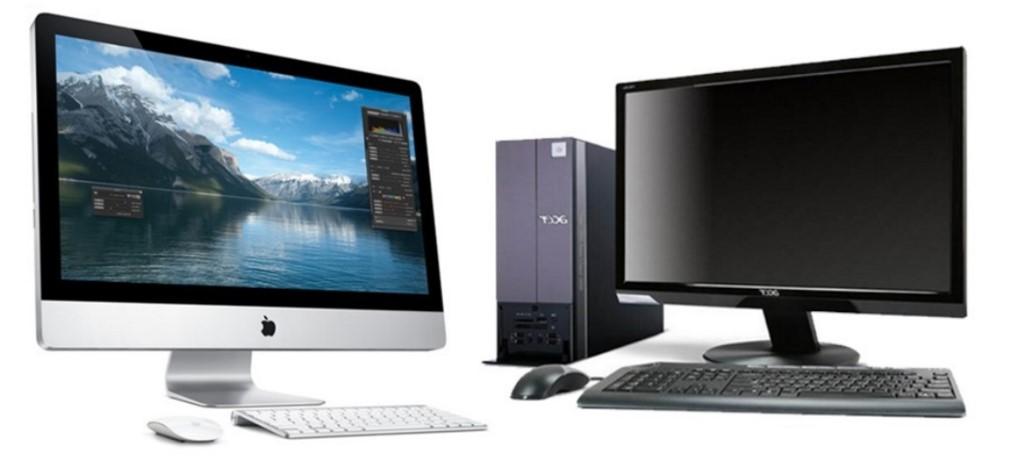 Mac et PC