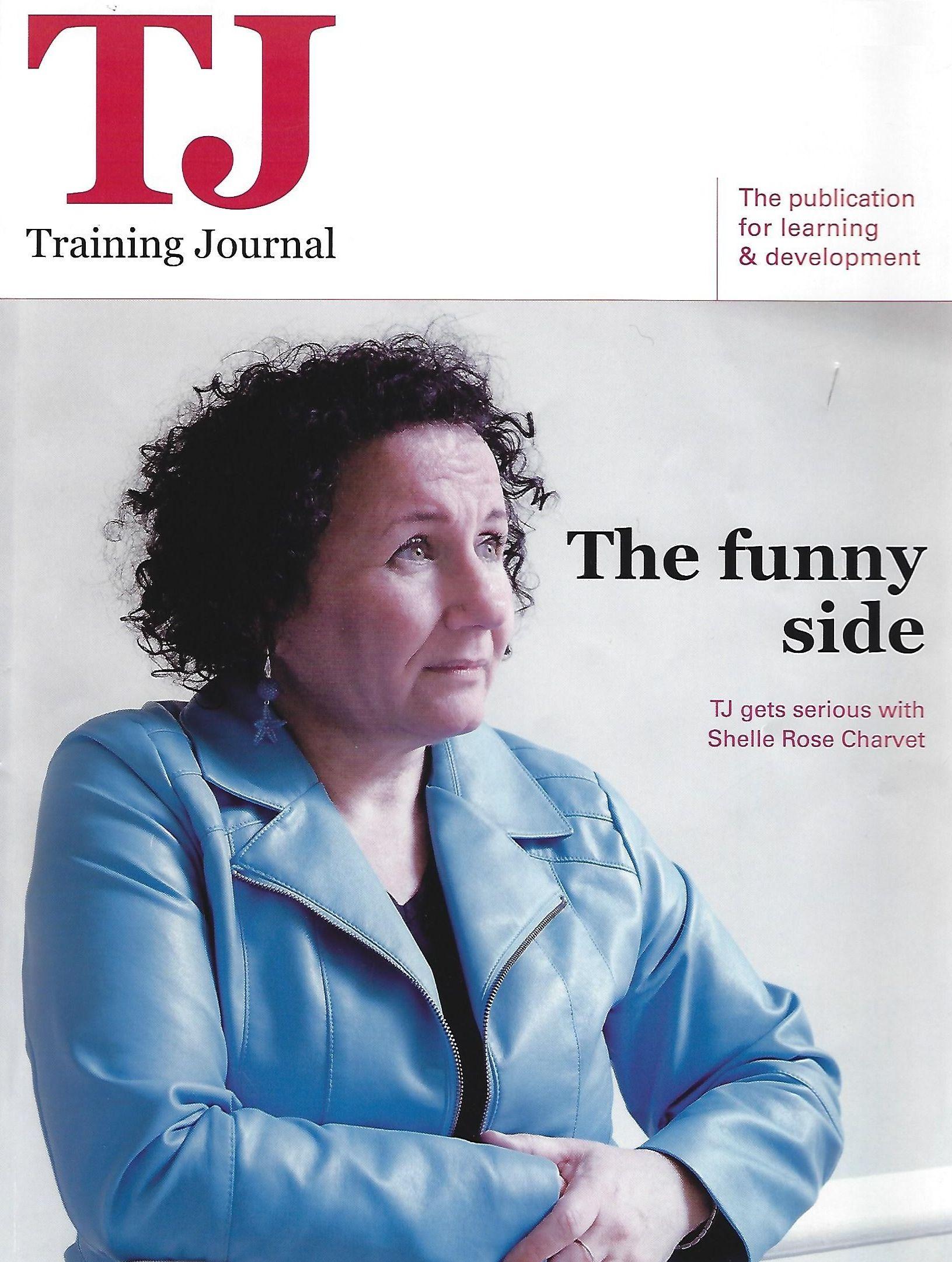 Shelle Training Journal Cover